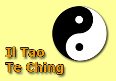 Il Tao Te Ching